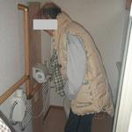 トイレ改修により自立した排泄で介護負担軽減