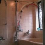 モリトー介護リフト浴室用