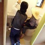 高齢化による水洗トイレ介護リフォーム