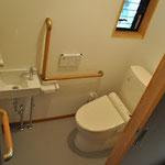 TOTOピュアレスト節水型トイレ