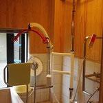 モリトー介護リフト浴室用介護施設