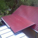 Dach-Spenglerarbeiten Profilblech