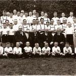 1927 - Gruppenbild des TV mit Vorstand