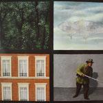 Rene Magritte und Erik: Die fixe Idee