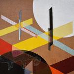 Laszlo Moholy-Nagy und Nils: Komposition 2