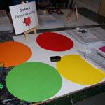 Station 4, Farben und Gefühle