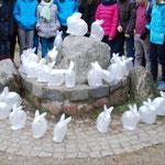 Der Hasenbrunnen