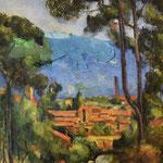 Paul Cezanne und Dilara: Blick über L'Estaque und das Chateau