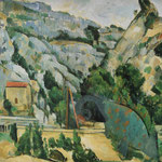 Paul Cezanne und Biying: Der Viadukt in L'Estaque