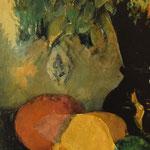 Paul Cezanne und Finn: Blumen und Früchte