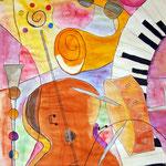 Lilian und Nora: Die Kunterbunte Welt Der Musik