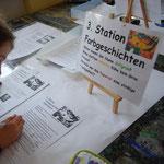 Station 3, Farbbgeschichten
