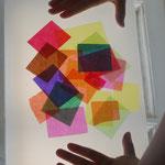 Station 8, Wenn sich die Farben mischen