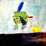 Fantasieflugzeug