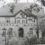 Die Bürgerschule in Buer