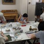 絵画修復教室-美的修復 (集中講座)