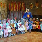 Devenir chevalier