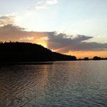 Traum Sonnenuntergang