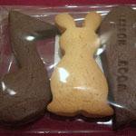 発表会・保護者の方から生徒さんへ手作りクッキー