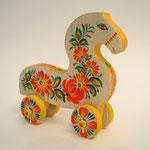 Іграшка коник-гойдалка р. 15х12х4 см. Ціна 240 грн.