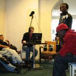 Soundchecker Projekt mit Brian Cranford