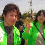 奈良医大のTbお二人が助っ人にきてくれました!