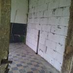 ...und neue Wände entstehen.