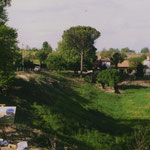 Le vallon d'Escoussans, l'Euille, Faure