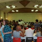 Repas du samedi soir (185 convives)
