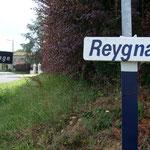La Grange et Reygnac (panneaux)
