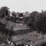 Course aux ânes en 1966