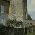Manoir du Bourg d'Escoussans (ou Commanderie de Saint-Vincent)