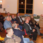 Soirée-Palombe à la salle des fêtes (novembre 2009) avec Daniel Testet et Jacques Gaye