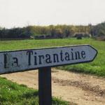 """Lieu-dit """"La Tirantaine"""""""