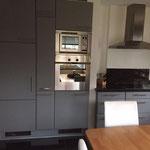 Küchenfronten Nachher