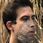 "Ben M. Dean, маска ""Ohne Maulkorb 1+2"", Плетеный провод"