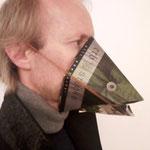"""BERNHARD GRASCHITZ, Maske """"Erbstücke"""""""