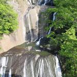 袋田の滝も行ってきました。