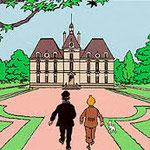 Expo Tintin Cheverny