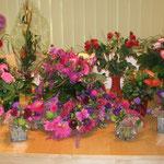 Sooo viele Blumen