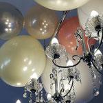 Ballons verschiedene Größen