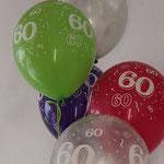 Ballonbündel Ballontraube