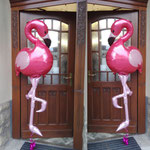 Ballon Flamingo