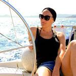 keine Fahrplan, kein Stress, auf der Segelyacht kann man entspannen und Urlaub machen