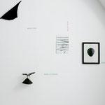 S/W Keine Grauwerte! Ausstellungsansicht Foto: kunstraumarcade