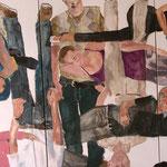 """Eva Hradil, """"21 Menschen"""" Zustandsfoto/Detailansicht 14 aus 21"""