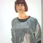 """Eva Hradil, """"21 Menschen"""" Zustandsfoto/Detailansicht 02 aus 21"""