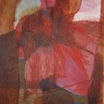 """Eva Hradil """"Abstraktes Selbst"""" 2003"""