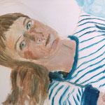 """Eva Hradil, """"21 Menschen"""" Zustandsfoto/Detailansicht 27 aus 21"""