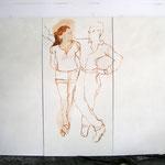 Eva Hradil Wiener Reigen Zustandsbild